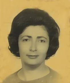 רחל מאירי בצעירותה