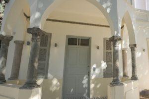 תמונת הכניסה לבית שיח נשים